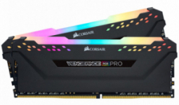 Corsair 16GB DDR4 4000MHz Kit(2x8GB) Vengeance RGB Pro Black